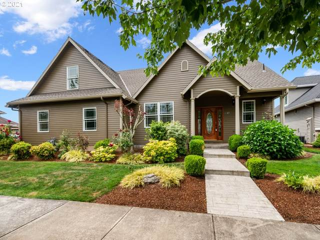 2485 Meridian Dr, Woodburn, OR 97071 (MLS #21173662) :: Next Home Realty Connection