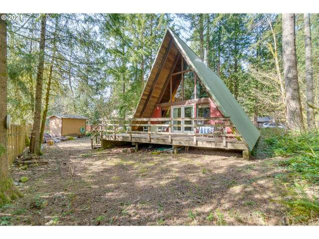 64874 E Lupine Dr, Rhododendron, OR 97049 (MLS #21174183) :: Duncan Real Estate Group