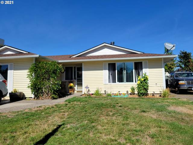 19845 SW Pike St, Aloha, OR 97078 (MLS #21175163) :: Townsend Jarvis Group Real Estate