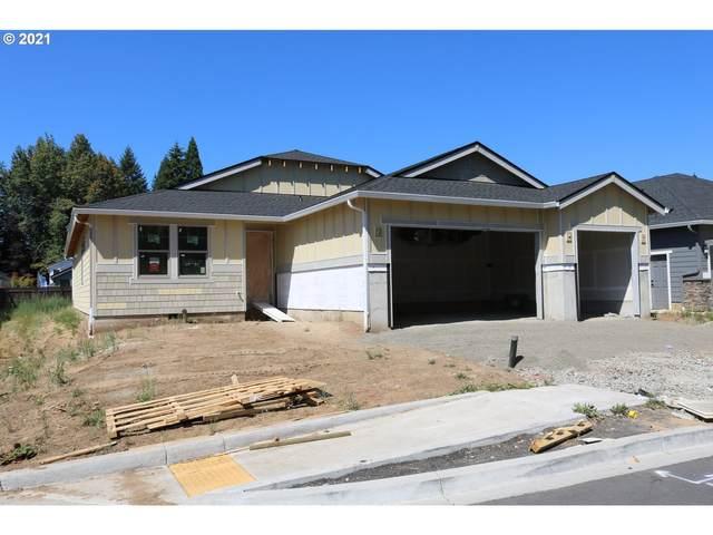 5006 NE 129TH St, Vancouver, WA 98686 (MLS #21175188) :: McKillion Real Estate Group