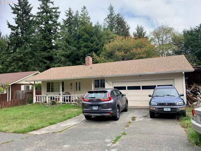 3783 Spruce St, North Bend, OR 97459 (MLS #21175310) :: Holdhusen Real Estate Group