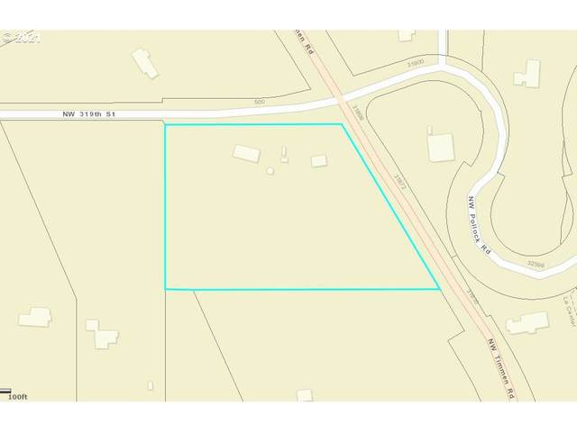 609 NW 319TH St, La Center, WA 98629 (MLS #21175613) :: Oregon Farm & Home Brokers