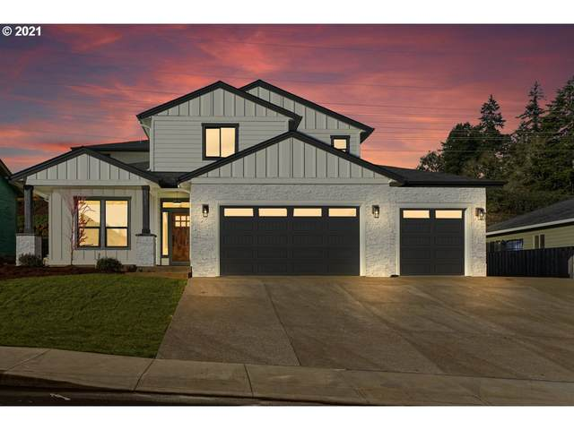 1627 NW Bartlett Hill Dr, Salem, OR 97304 (MLS #21175785) :: The Haas Real Estate Team