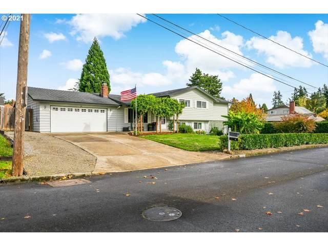15244 SE La Crescenta Way, Milwaukie, OR 97267 (MLS #21175868) :: Keller Williams Portland Central