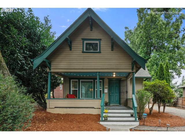 7413 SE Stark St, Portland, OR 97215 (MLS #21176028) :: Cano Real Estate