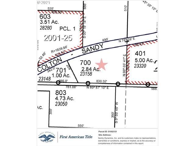 0 Hwy 211, Clackamas, OR 97086 (MLS #21176045) :: Lux Properties
