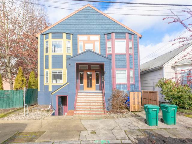 73 NE Stanton St, Portland, OR 97212 (MLS #21176323) :: Real Tour Property Group
