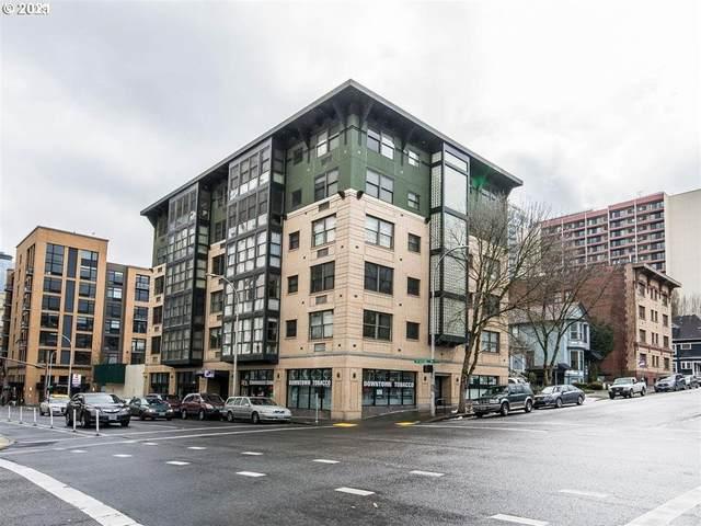 1134 SW Jefferson St #405, Portland, OR 97201 (MLS #21176601) :: The Liu Group