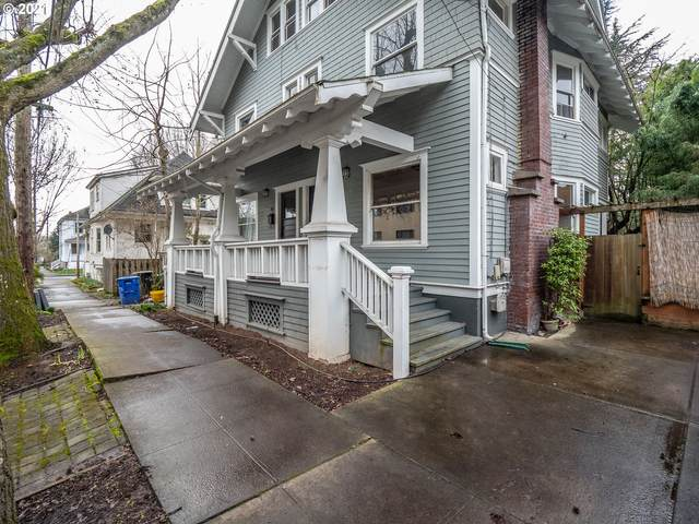 1219 SE 23RD Ave, Portland, OR 97214 (MLS #21176959) :: Stellar Realty Northwest