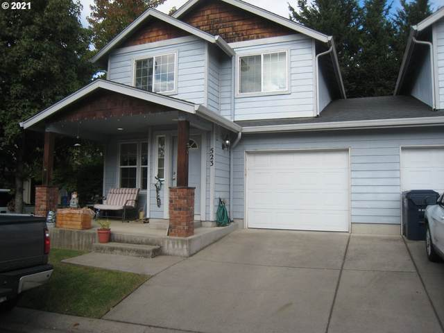 523 Helen St, Eugene, OR 97401 (MLS #21177058) :: Song Real Estate
