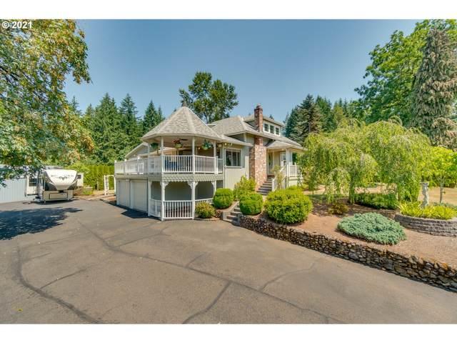 17926 SE Tickle Creek Rd, Boring, OR 97009 (MLS #21177190) :: Keller Williams Portland Central