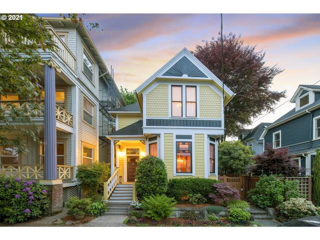 525 NW 17TH Ave, Portland, OR 97209 (MLS #21177404) :: The Pacific Group