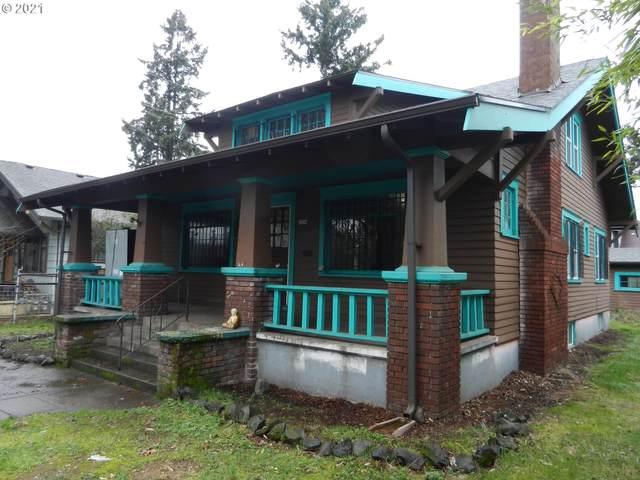 5254 NE Mallory Ave, Portland, OR 97211 (MLS #21177436) :: The Liu Group