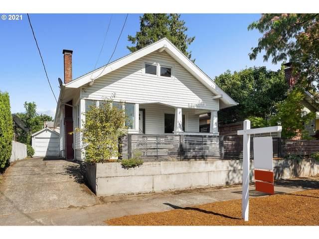 6936 N Mississippi Ave, Portland, OR 97217 (MLS #21177761) :: McKillion Real Estate Group
