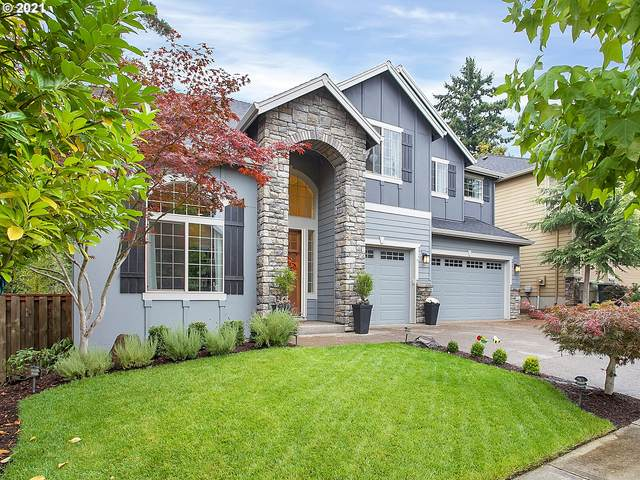 8915 NW Kearney St, Portland, OR 97229 (MLS #21177835) :: Next Home Realty Connection