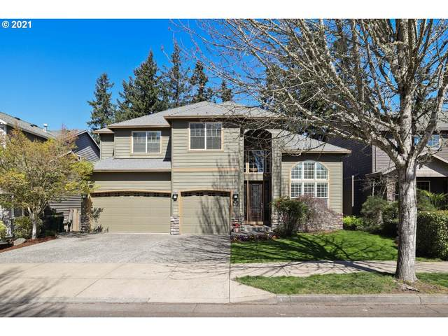 16147 SW Snowy Owl Ln, Beaverton, OR 97007 (MLS #21177877) :: The Pacific Group