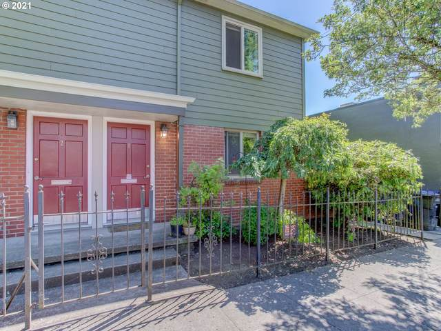2409 SE 51ST Ave #1, Portland, OR 97206 (MLS #21177991) :: Real Tour Property Group