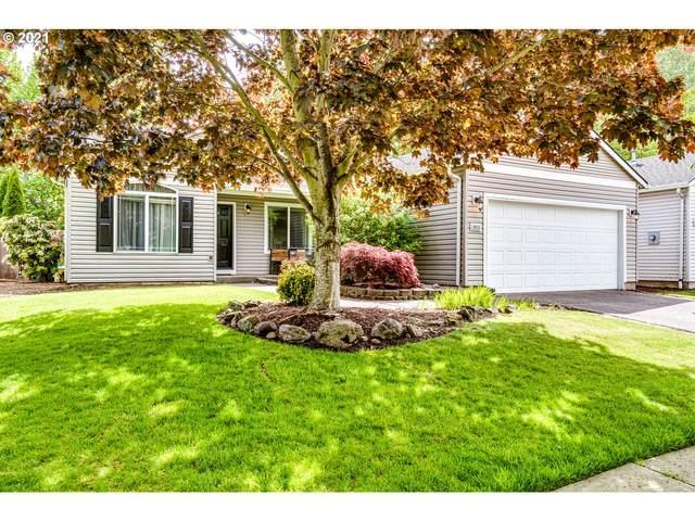 3833 Century Dr, Eugene, OR 97402 (MLS #21177993) :: Song Real Estate