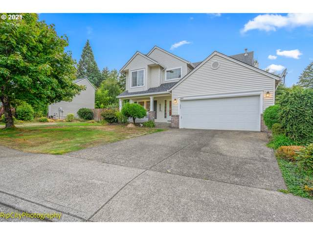 58687 Parkwood Dr, St. Helens, OR 97051 (MLS #21178005) :: Townsend Jarvis Group Real Estate