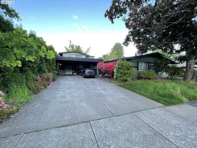 1137 NW Dixon St, Corvallis, OR 97330 (MLS #21178070) :: Holdhusen Real Estate Group