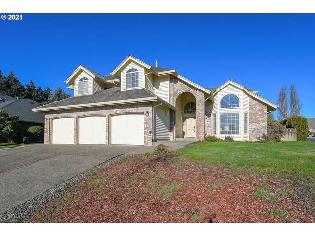 1708 NW 82ND Cir, Vancouver, WA 98665 (MLS #21178284) :: Brantley Christianson Real Estate