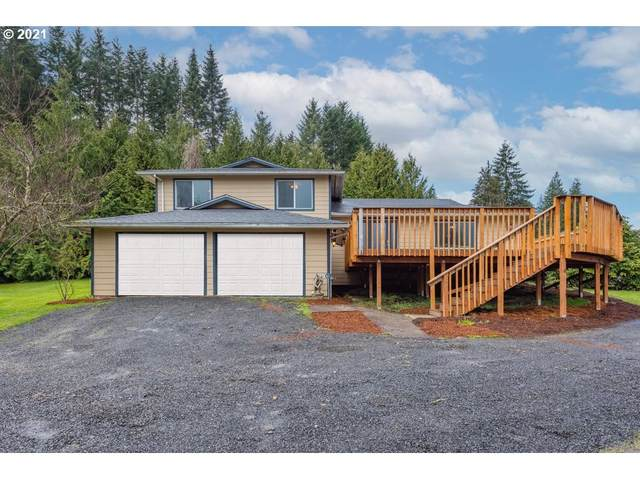 69860 Walker Rd, Rainier, OR 97048 (MLS #21178314) :: Fox Real Estate Group