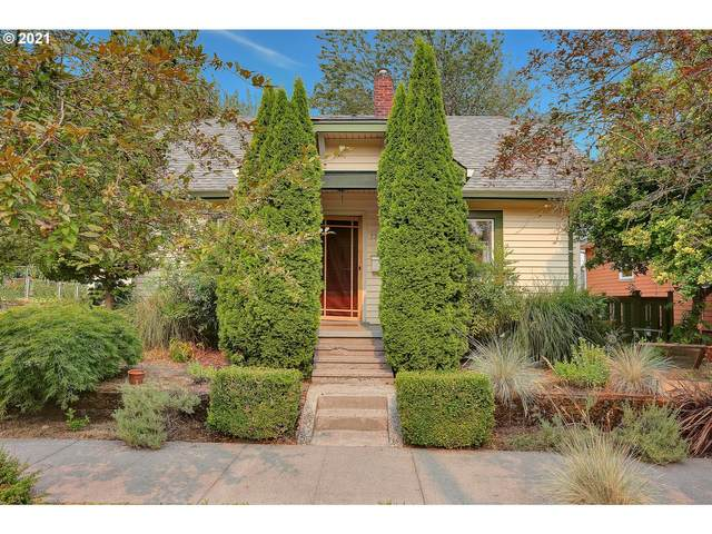 7701 N Hodge Ave, Portland, OR 97203 (MLS #21179066) :: Townsend Jarvis Group Real Estate