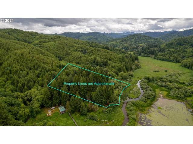 96478 Silverwood Ln, Lakeside, OR 97449 (MLS #21179105) :: Oregon Farm & Home Brokers