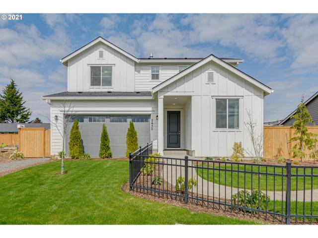 1529 NE 12th Pl, Canby, OR 97013 (MLS #21179540) :: Townsend Jarvis Group Real Estate