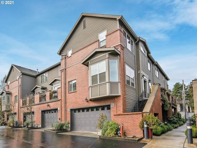 2383 NW Quimby St #14, Portland, OR 97210 (MLS #21179560) :: Duncan Real Estate Group