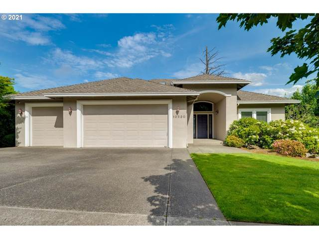10520 SE Isaac Dr, Happy Valley, OR 97086 (MLS #21179594) :: Holdhusen Real Estate Group