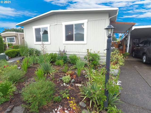 15509 SE Mill Plain Blvd #23, Vancouver, WA 98684 (MLS #21179740) :: McKillion Real Estate Group