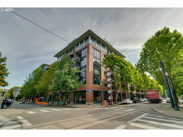 726 NW 11TH Ave #216, Portland, OR 97209 (MLS #21179802) :: Coho Realty