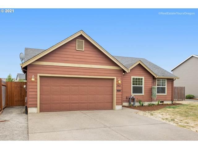 542 Prairie St, Woodburn, OR 97071 (MLS #21179812) :: Tim Shannon Realty, Inc.