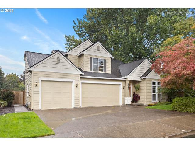 28043 SW Willow Creek Dr, Wilsonville, OR 97070 (MLS #21179854) :: The Pacific Group