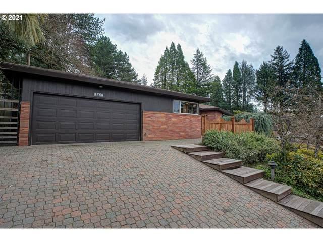 3766 SW Jerald Way, Portland, OR 97221 (MLS #21179962) :: Stellar Realty Northwest