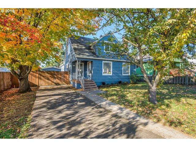 5417 SE 99TH Ave, Portland, OR 97266 (MLS #21180005) :: Change Realty