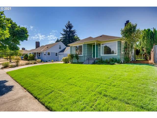 3748 NE Webster St, Portland, OR 97211 (MLS #21180026) :: Next Home Realty Connection