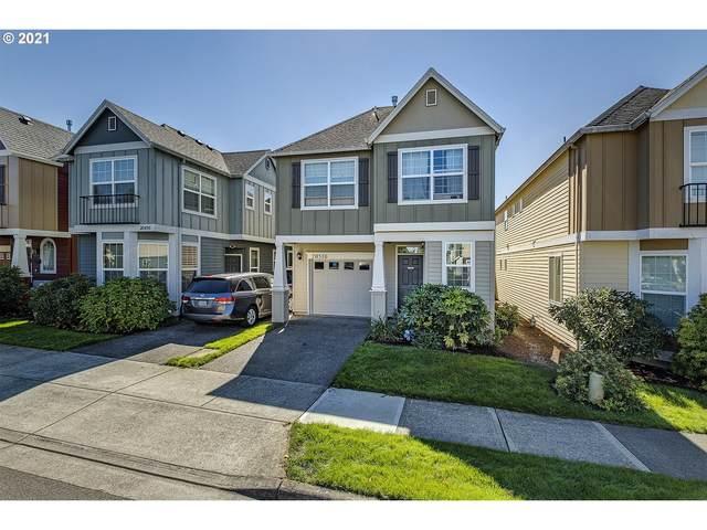 20510 SW Marimar St, Beaverton, OR 97007 (MLS #21180027) :: Oregon Digs Real Estate