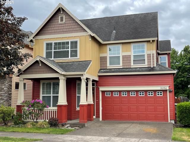 20760 SW Rosemount St, Beaverton, OR 97078 (MLS #21180091) :: Real Tour Property Group