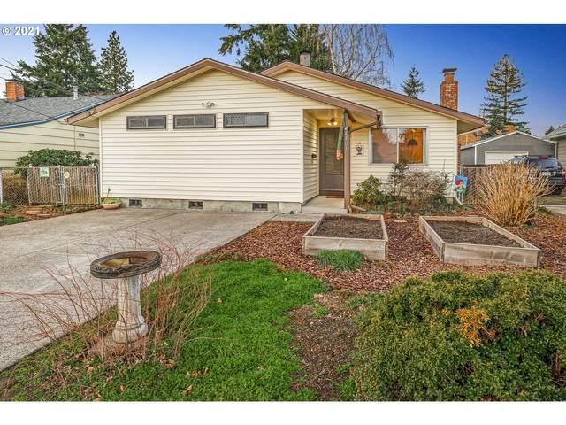 4421 SE 51ST Ave, Portland, OR 97206 (MLS #21180262) :: TK Real Estate Group