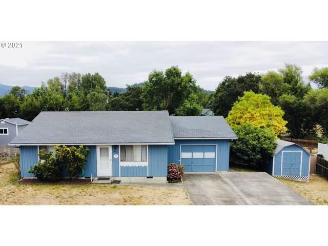 266 Milly Ave, Myrtle Creek, OR 97457 (MLS #21180459) :: Holdhusen Real Estate Group
