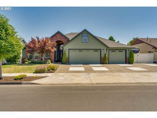 4615 NE Granite Ave, Albany, OR 97321 (MLS #21180707) :: Duncan Real Estate Group