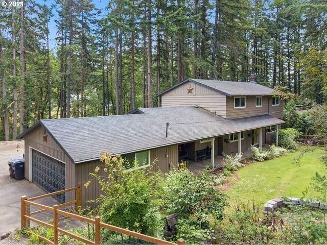 16640 S Bradley Rd, Oregon City, OR 97045 (MLS #21180753) :: Lux Properties