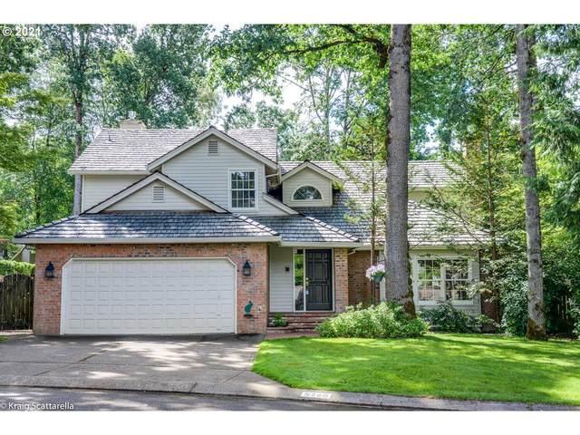 5760 Meridian Ct, Lake Oswego, OR 97035 (MLS #21180835) :: McKillion Real Estate Group