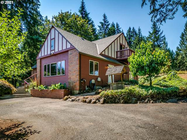 22463 S Evergreen Dr, Beavercreek, OR 97004 (MLS #21180868) :: Lux Properties