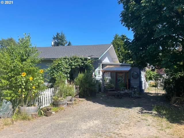 48425 Hills St, Oakridge, OR 97463 (MLS #21181090) :: Beach Loop Realty