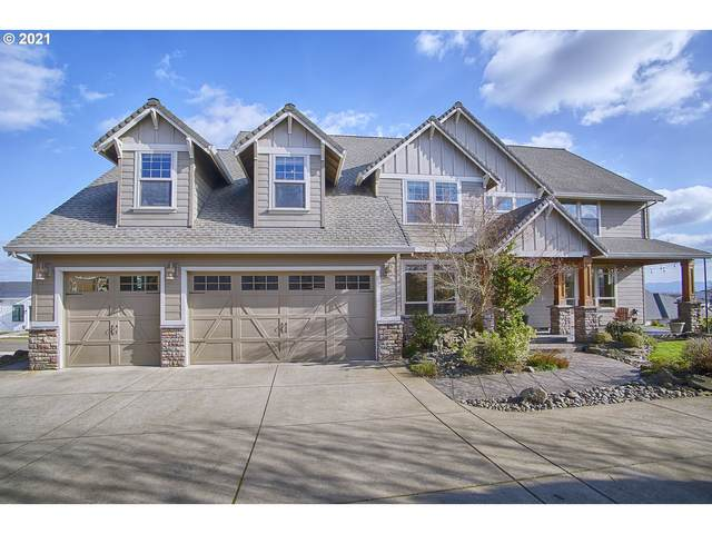 463 NW Mt Bachelor St, Mcminnville, OR 97128 (MLS #21181273) :: Gustavo Group