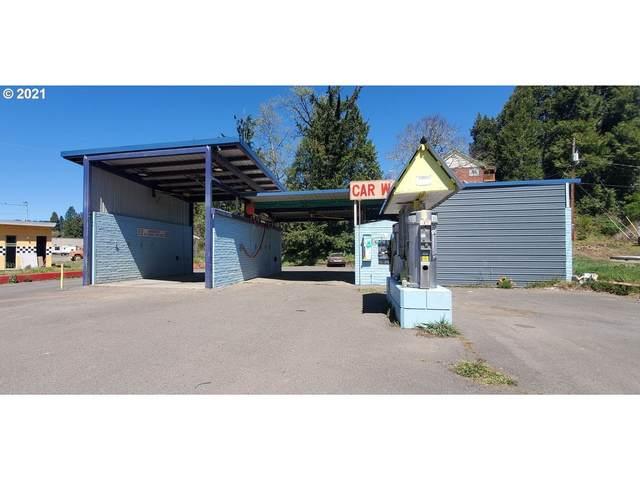 48107 Hwy 58, Oakridge, OR 97463 (MLS #21181293) :: TK Real Estate Group