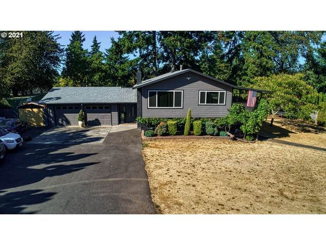 331 SE 136TH Ave, Portland, OR 97233 (MLS #21181299) :: Coho Realty